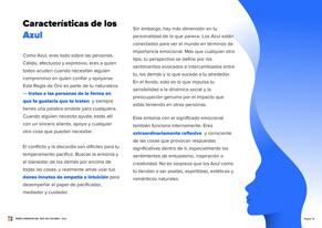 blue Vista previa del Perfil Premium - Página 5