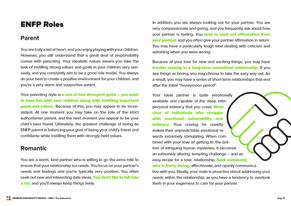 enfp Preview Premium Profile - Page 13