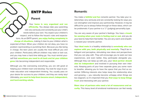 entp Premium Personality Profile - Page 12
