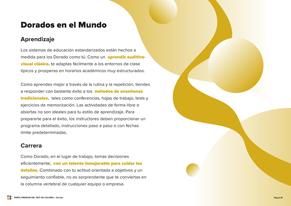 gold Vista previa del Perfil Premium - Página 8