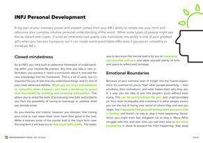 infj Preview Premium Profile - Page 19