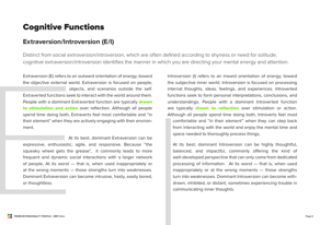 infj Premium Personality Profile - Page 3