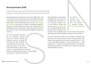 infj Premium Personality Profile - Page 4