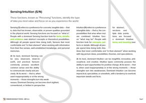 infj Preview Premium Profile - Page 5