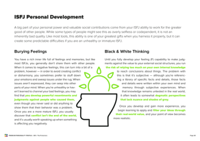 isfj Preview Premium Profile - Page 19