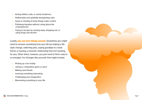 orange Preview Premium Profile - Page 7