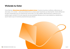 orange Vista previa del Perfil Premium - Página 17