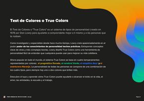 orange Vista previa del Perfil Premium - Página 2