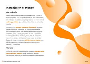 orange Vista previa del Perfil Premium - Página 8